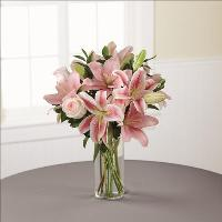 Always & Forever Bouquet by Cremation Funeral Flowers.com