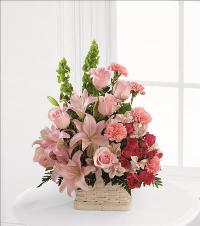 Beautiful Spirit Arrangement by Cremation Funeral Flowers.com