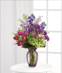Always Remembered Bouquet by Cremation Funeral Flowers.com
