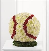 All-American Tribute Baseball by Cremation Funeral Flowers.com