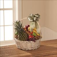 Sincerest Sympathy Gourmet Basket by Cremation Funeral Flowers.com