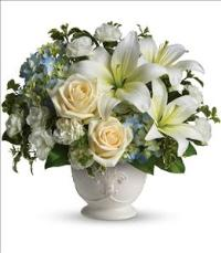 Beautiful Dreams by Teleflora by Cremation Funeral Flowers.com